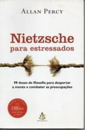 Livro - Nietzsche para Estressados - Allan Percy