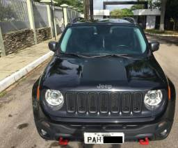 Jeep Renegade 2016 Trailhawk 2.0 4x4 Turbo Diesel Automático - 2016