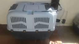 Caixa transportadora de cães grandes