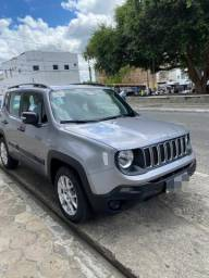 Jeep Renegade 2020 Sport Aut 3 mil km rodados - 2020
