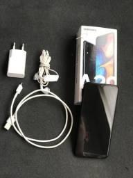 Troco Samsung A20 completo