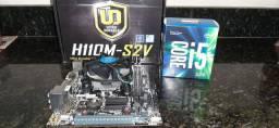 I5 7400 + 8GB RAM 2133HZ + H110M