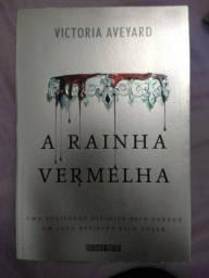 """Livro """"A Rainha Vermelha"""""""