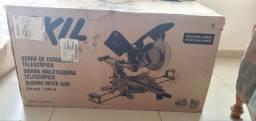 Serra de esquadrilha telescópica bost skil 1800wats