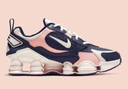 Nike Shox TL 12 molas tamanho 34 ao 43