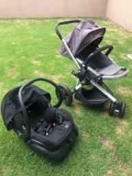 Carrinho de Bebê e Cadeirinha para Carro Quinny Buzz