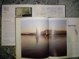"""""""O Mundo Egípcio"""" - 2 Volumes, Frete Grátis"""