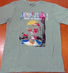Camiseta Masculina JJ