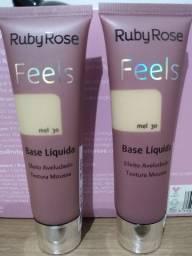 KIT BASE FEELS MEL 30 - RUBY ROSE