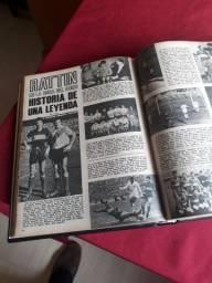 Barbada 10 tomos c 8 revistas 1970 el grafico