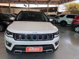 Jeep Compass limited diesel 4x4 - baixo km