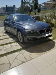 BMW 320i, GP, cinza mineral, particular