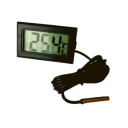 Termômetro digital de -50 graus até +110 graus