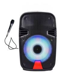 Caixa De Som Amplificadora Kimiso qs602 - 800w