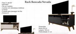 Bancada retrô Nevada com frete e montagem grátis em alguns bairros