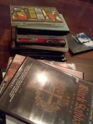 DVD's shows de rock
