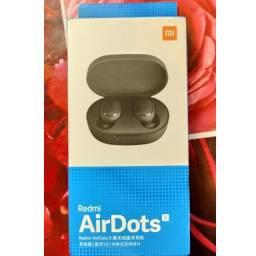 Redmi Airdots S Fone Ouvido Bluetooth Xiaomi Original no Brasil