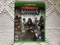 Assassin's Creed Syndicate - Xbox One - Nunca foi usado