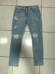 Calça jeans Von Der Volke