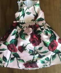 Vestido infantil TAM 10