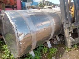 Título do anúncio: tanque inox termico 6.000 Litros