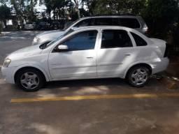Corsa Sedan 2011, Branco, Flex, 1.4 com gás