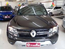 Título do anúncio: Renault Duster Dynamique 2.0 16v hi-Flex automatica 2018 Preto