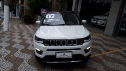 Título do anúncio: jeep compass 2017 2.0 flex limited automática
