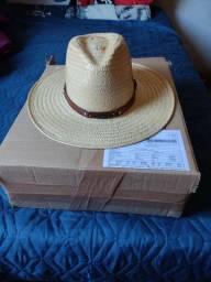 Chapéu Sacudido's - Estilo Violeiro - Palha