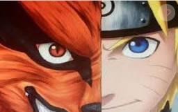 Kigurumi Pijama Kurama kyuubi Naruto 9 caudas