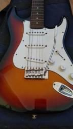 Guitarra Strinberg Stratocaster + Case