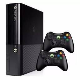 Troco Xbox 360 com HD de 320 gigas
