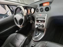 Lindo Peugeot  408 allure 2012 flex