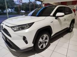 Toyota Rav 4 Vvt IE Hybrid Sx Connect Cvt 2020
