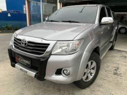 Título do anúncio: Toyota Hilux 2.7 SR