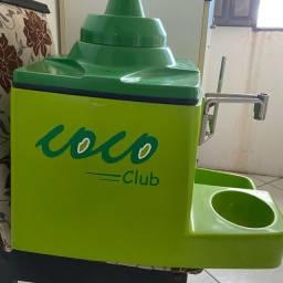 Coqueira Portátil / Dispenser de água de coco
