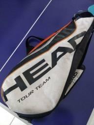 Título do anúncio: Raqueteira Head Tour Team NOVA