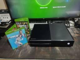 Título do anúncio: Xbox one fat 500gb banido da live