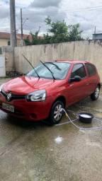 Renault Clio authentique 1.0 - 2014 abaixo da fipe