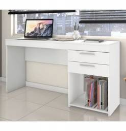 Título do anúncio: Escrivaninha branca na caixa
