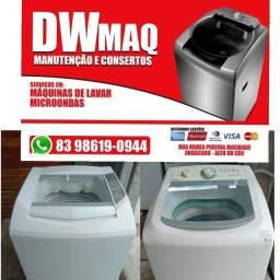 Título do anúncio: Conserto de máquina de lavar