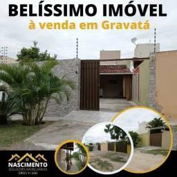 Vendo casa no loteamento Jardim Petrópolis em Gravatá