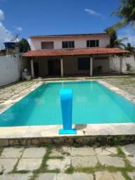 Diária em casa com piscina em Marechal próximo a praia do francês