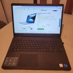 Título do anúncio: Notebook dell inspiron i5, 8GB, novo, na caixa