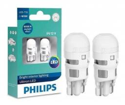 Título do anúncio: Par Lampada Pingo Philips Ultinon Led T10
