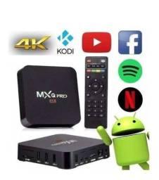 TV Box Android 10.1 ( transforme sua Tv em Smart)