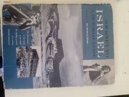 """Livro """"journey tô Israel a pictorial Guide"""""""