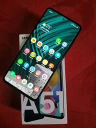 Título do anúncio: Vendo um Samsung galaxy A51