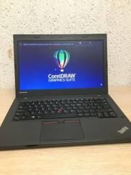 Título do anúncio: Notebook Lenovo Thinkpad L450