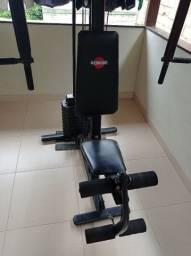 Título do anúncio: Estação de Musculação urgente barata !!